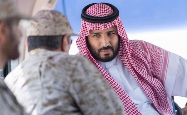 Image result for pangeran mohammed bin salman