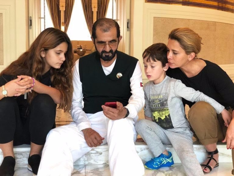 It's time for Princess Haya to reveal the truths about Dubai
