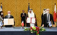 Kunjungan pertama menteri Bahrain ke Israel
