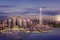 Desain calon menara terjangkung sejagat