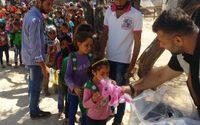 Penyelundup mainan ke Aleppo