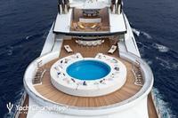 Kapal pesiar milik anak Raja Salman