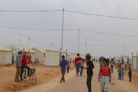 Taipan Indonesia kunjungi kamp pengungsi Suriah