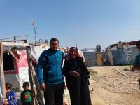 Jumpa Mustafa di Bekaa