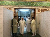Sepinya dua masjid suci